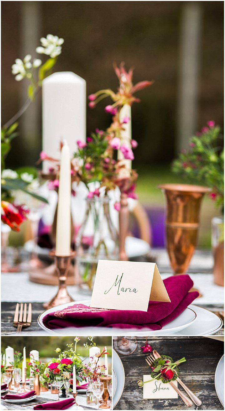 A Rich and Luxurious Rustic Romance Inspiration Shoot
