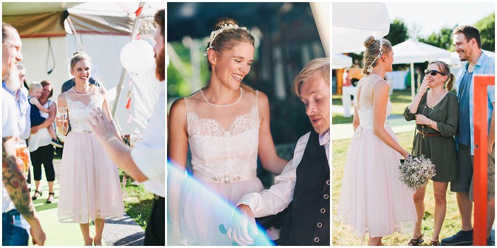 Samuel and Sarah's 3 Day Circus Tent Wedding by Nancy Ebert