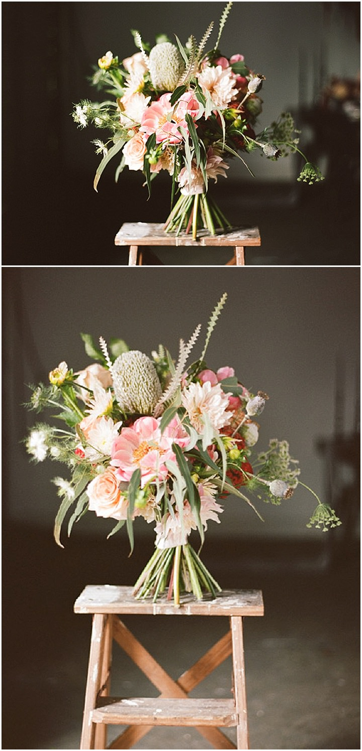 Modern and Lush Floral Inspiration