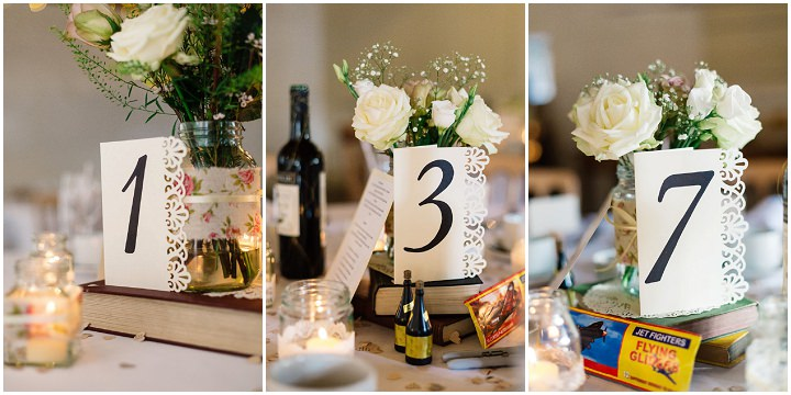 Helen and Sam's Vintage Inspired West Yorkshire Wedding by Paul Joseph Photography