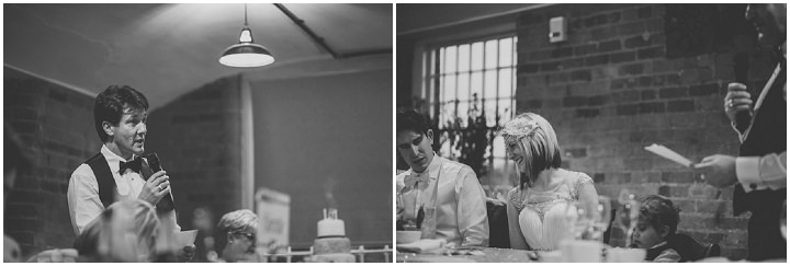 Leah and Ian's Vintage Style Wedding with Cocktails and Vintage Cars by Greg Jackson Photography