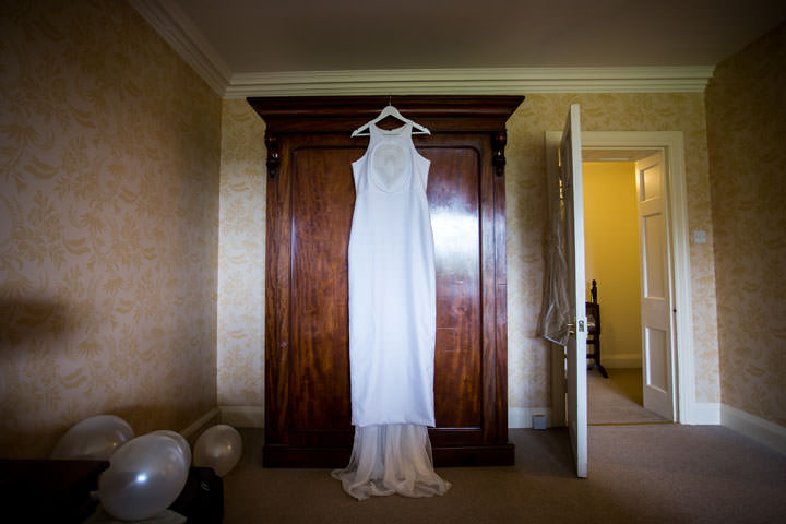 Ebony and Tom's Australia Meets Kent Wedding with a Homemade Wedding Dress by Shelby Ellis