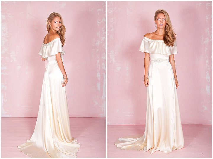 Bridal Style: 'Young Hearts, Run Free' - Belle and Bunty 2017 Bridal Collection