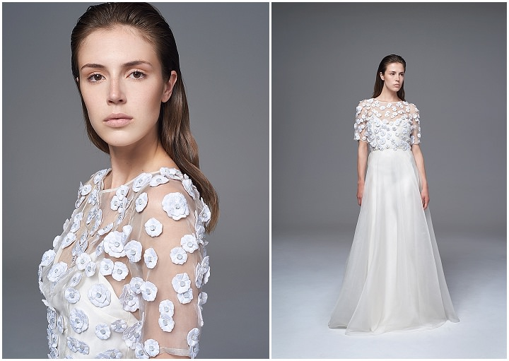Bridal Style: 'Wild Love' S/S 2017 Collection from Halfpenny London