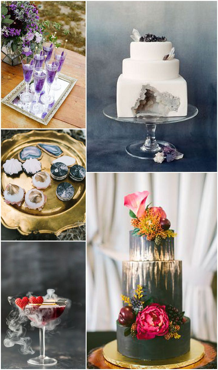Ideas and Inspiration For Your Halloween Wedding