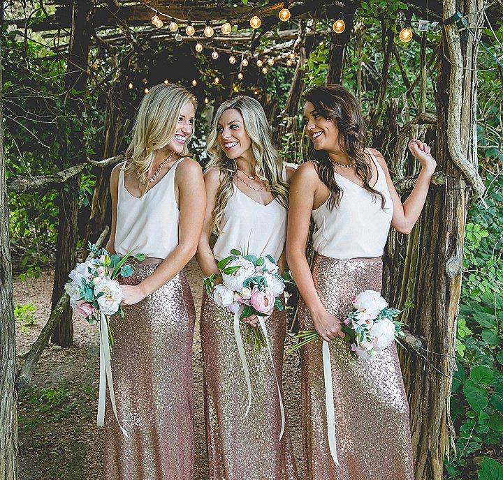 Boho Loves Revelry Bridesmaids