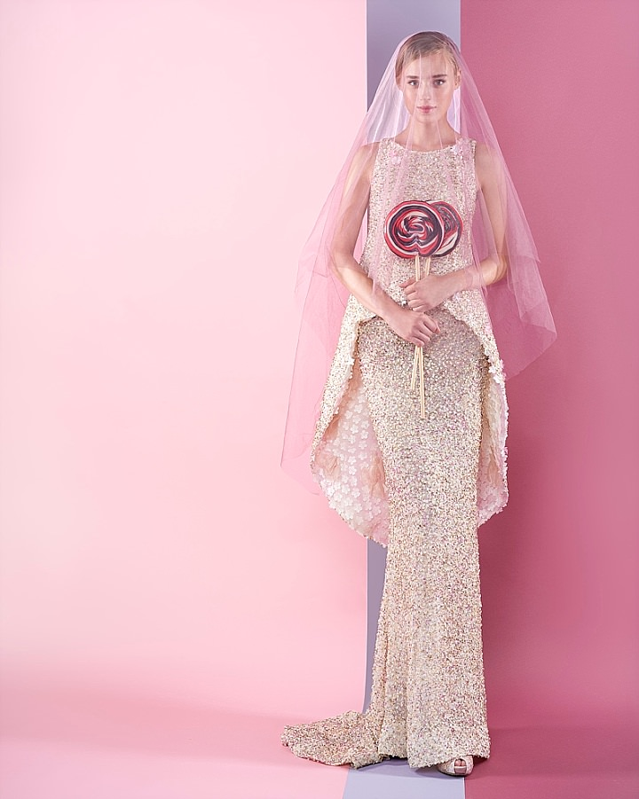 Bridal Style: The New Mirtilli Collection by Jesus Peiro