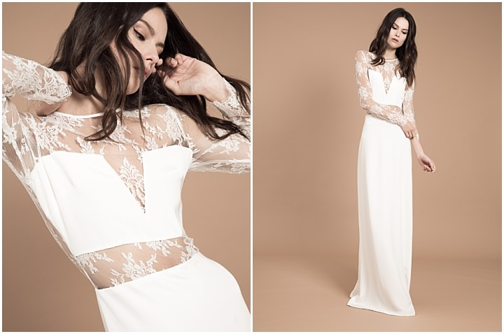 Bridal Style: 'Luscious Restraints' - The 2017 Bridal Collection from Jessica Choay