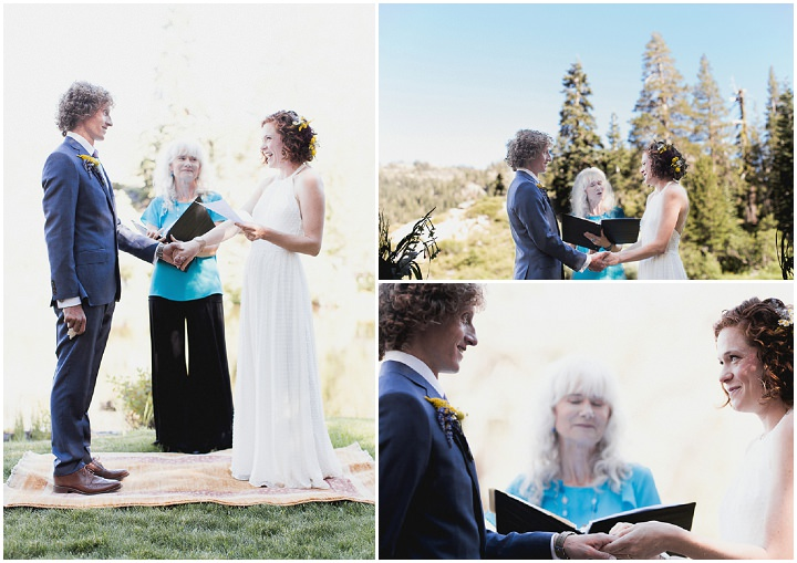 Shelly and Tayler's Lakeside California Wedding by Tyler Ray