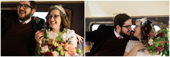 Paddy and Stephanie's Leeds Town Hall Wedding with Industrial Party Vibes by Paul Joseph Photography