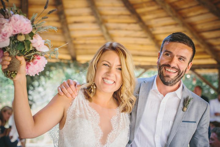 James and Karla's Sunny Portugal Festival Style Wedding by Ana Parker Photography