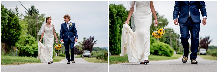 Timea and Paul's Rock Music Themed Hungarian Wedding by Matt Badenoch