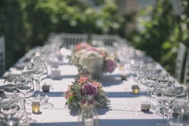Lauren and Matthew's Intimate Pastel Pink Croatia Wedding by Paparela Photo