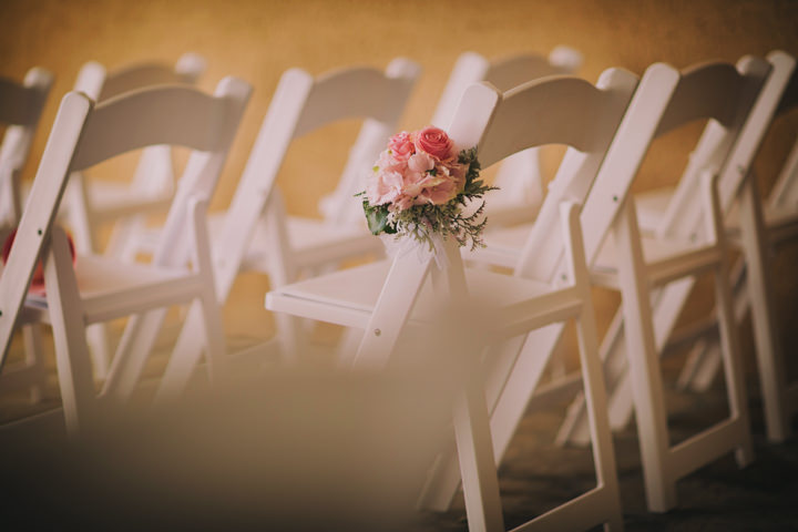 Lauren and Matthew's Intimate Pastel Pink Croatia Wedding by Paparela Photo