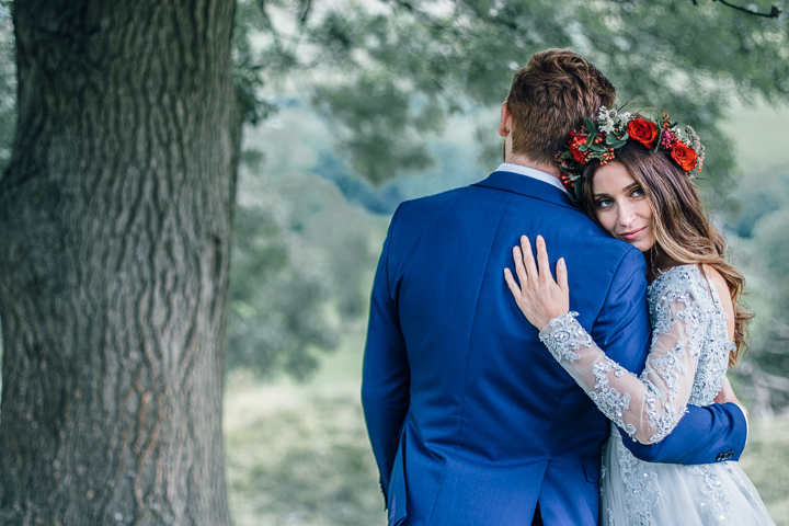 Bohemian Rustic Peak District Portrait Inspiration from Magda K Photography