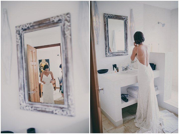 Carlos and Monica's Laid Back Costa Rica Beach Wedidng by White Diamond Photography