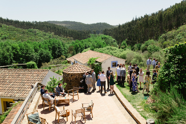 Hayley and Tom's Rustic, Laid Back Portugal Wedding by Matt and Lena Photography