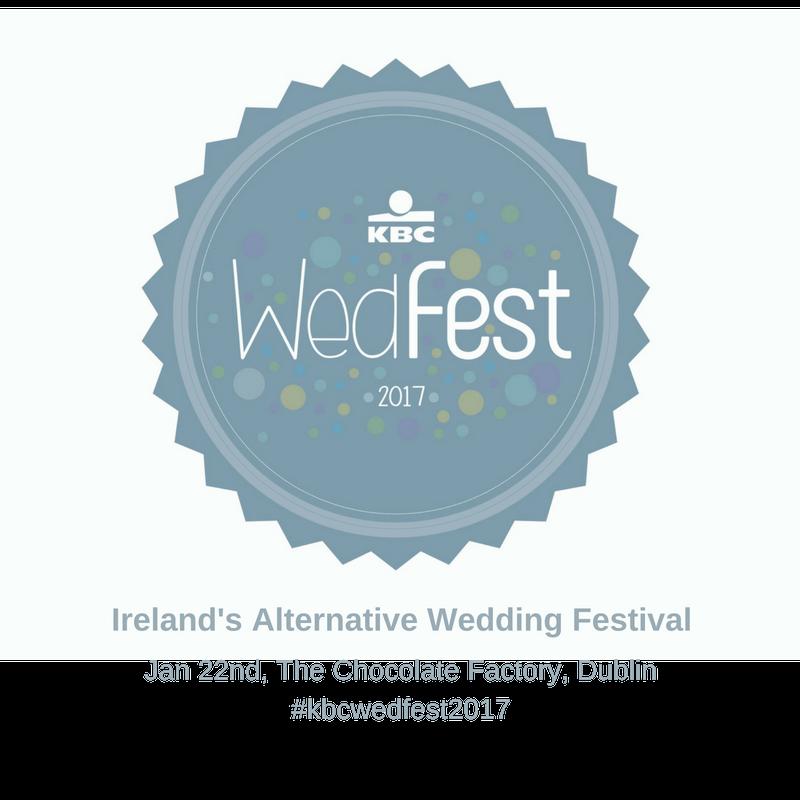 KBC WedFest 2017 - Dublin @ The Chocolate Factory | Dublin | County Dublin | Ireland