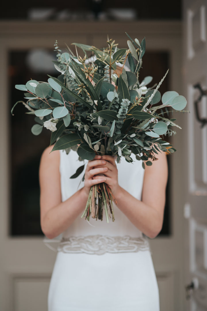Pantone Colour of the Year : 'Greenery' - A Boho Botanical Inspired Bridal Shoot