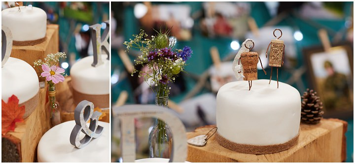 Kelly and Dave's Weekend Long Homemade Derbyshire Wedding by Benjamin Pollard