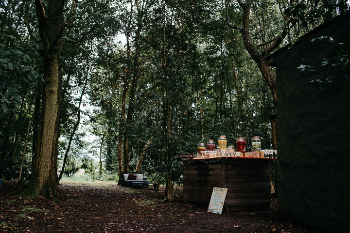 Abel and Paul's Relaxed Woodland Tipi Wedding by Elaine Williams Photo
