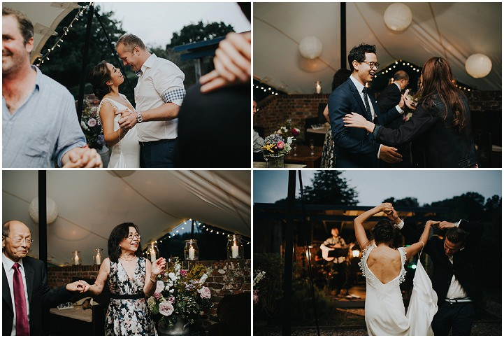 Ross and Vivien's Laid Back Country Pub Wedding all Planned in 12 Weeks. Photos by Irene Yap