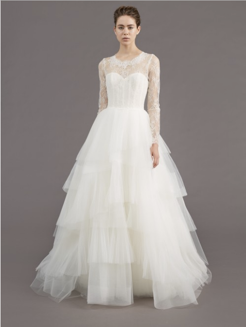 Ask the Experts: Ten Wedding Dresses to Inspire your Snowy Ceremony