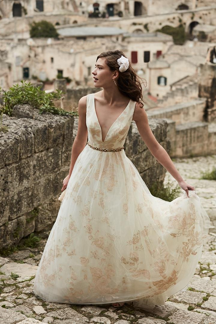 Bridal Style - The New BHDLN Collection 'Italy'