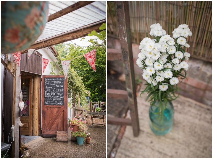 Victoria and Tom's Intimate Family Friendly Vineyard Wedding by Lucy Noble Photography