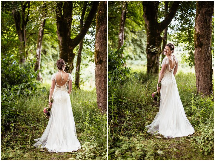 Nadya and Dave's Stars and Moon Homemade Derbyshire Wedding by Cassandra Lane
