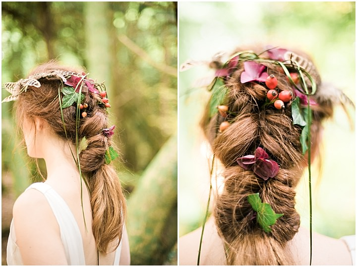 A Feast in the Woods Inspiration Shoot from Captured by Katrina