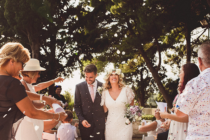 Alice And Matt S Lavender Filled Rustic Bohemian Wedding In Croatia By Nina Anic