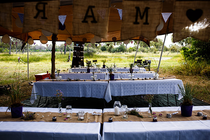 Charlotte and Robert's Amazing Botswana Safari Wedding by Nikola Smernic