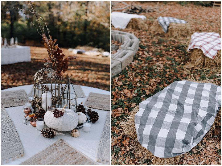 Samantha and Adam's Intimate Rustic Backyard Tennessee Wedding by Swak Photography