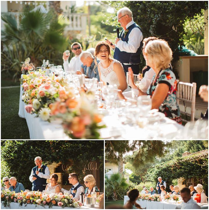 Helen and Dan's Bright and Beautiful, Flower Filled Wedding in Portugal by Frances Sales Photography