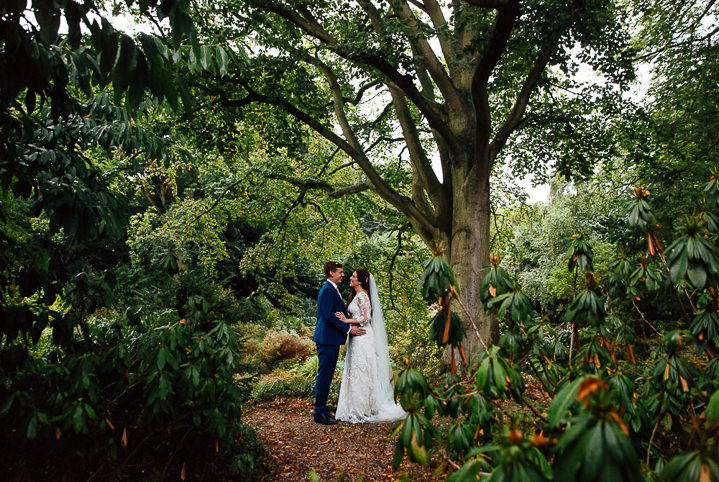 Bex and Mike's Fun Loving Festival Themed Kent Wedding by Schryver Photo