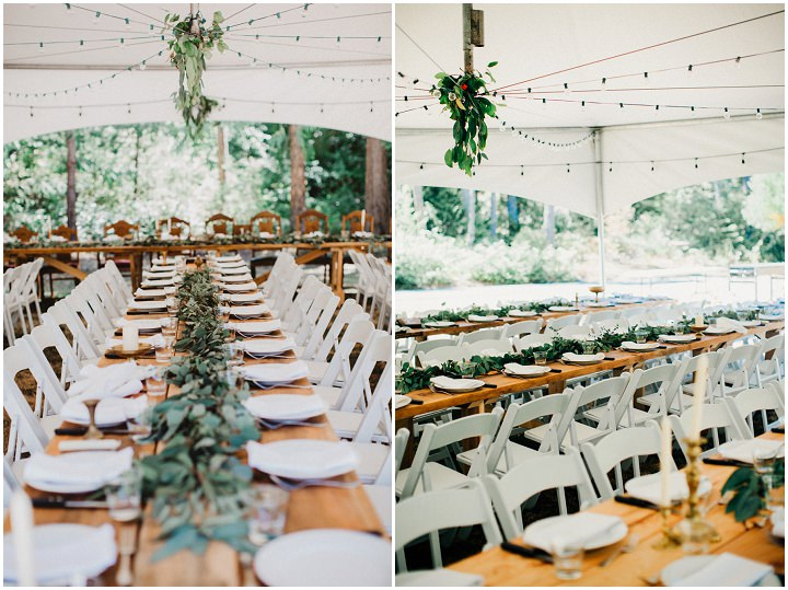 Davita and Nolan's Stunning Handcrafted, Lakeside Canadian Wedding by Luke Liable