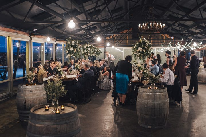 Frances and Chris and Their Beautiful Rustic Barn Wedding in Australia by The White Tree Photography