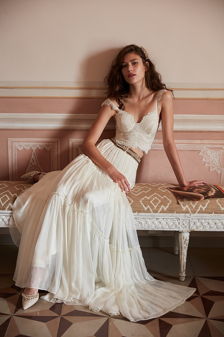 Bridal Style The New 2017 Spring Bhdln Collection Italy