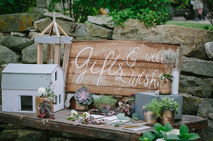 Pretty Rustic Farm Wedding Inspiration in the Midwest from Kismet Visuals & Co