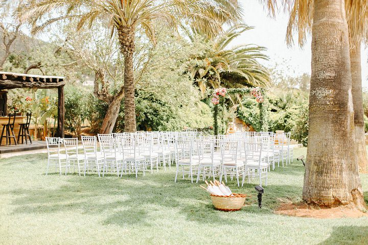 Whitney and Tom's Bright and Beautiful Sun Filled Ibiza Wedding by Belle and Beau