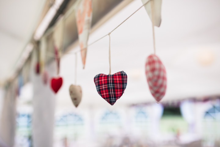 Laid Back Camping Weekend Wedding by AndyLi Photography with kilts, a tug of war, sack race and lots of fun.