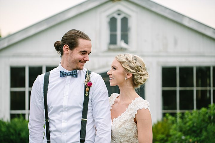 'Decayed Elegance' Pretty Rustic Farm Wedding Inspiration From Kismet Visuals & Co