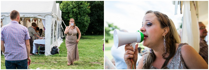 Louise and Andy's Laid Back Camping Weekend Wedding by Andy Li Photography