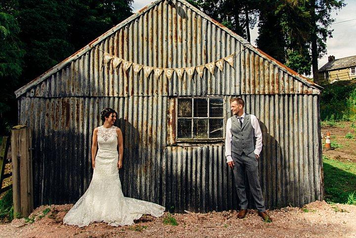 Boho Loves - Creative Fun Wedding Images from Joshua Wyborn Photographic