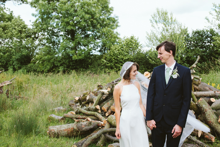 Caitlin and James Homemade Village Hall Wedding in Lancashire by Katy Mutch