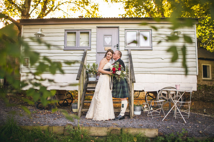 Northumberland Meets Australia Rustic Outdoor Wedding By Andy Hudson  Photography With Sunflowers And Kilts ...
