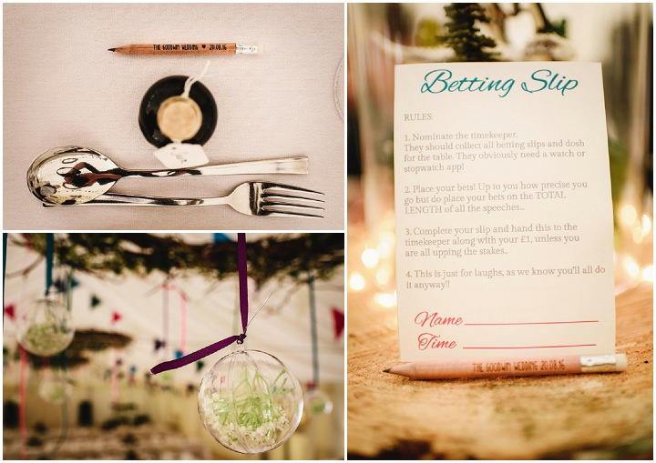 Woodland Themed Yorkshire Wedding at Broughton Hall in Skipton with Lots of Handmade Details and beautiful decoration by Andy Gaines