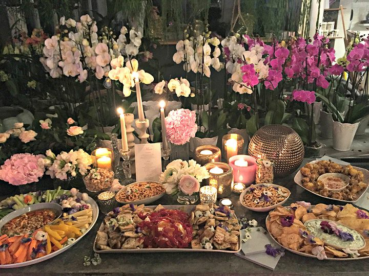 Becky's Diary: Out and About in London – Ted Baker Bridal Dinner and Riki Dalal Haute Couture Bloggers Experience