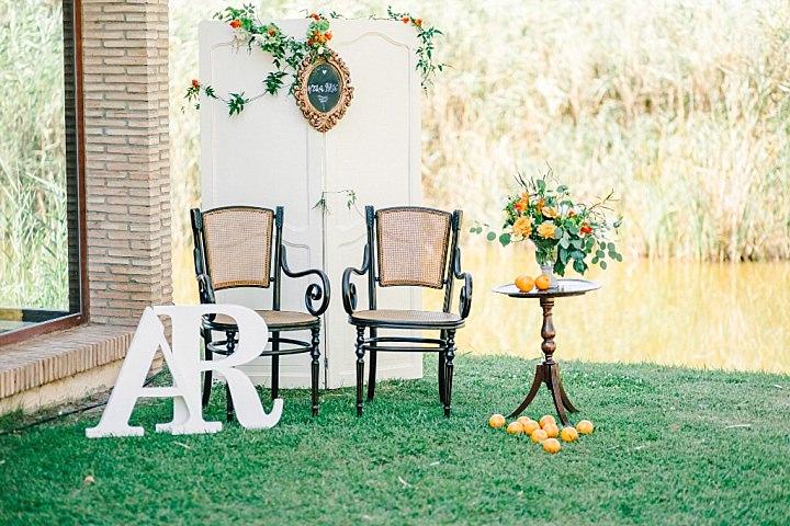 Boho Loves: Spanish Destination Weddings and Events by Natalia Ortiz